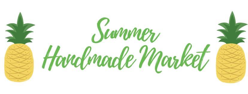 Summer Handmade Market - July 28, 2018