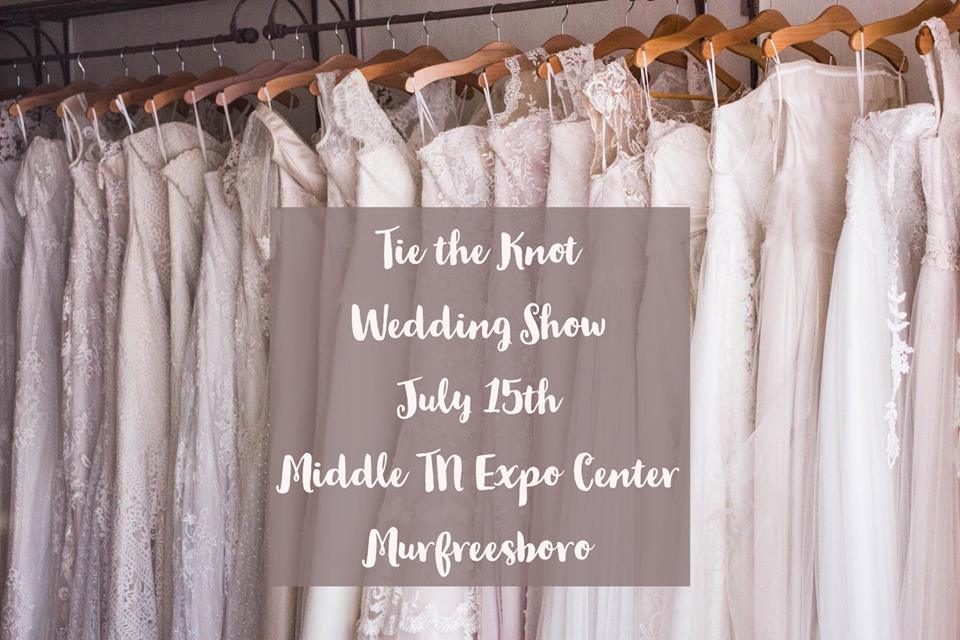 Tie The Knot Wedding Show - July 15, 2018