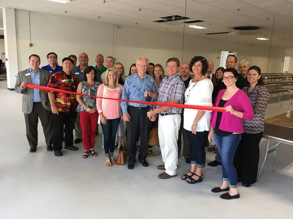 MidTN Expo New Location Ribbon Cutting