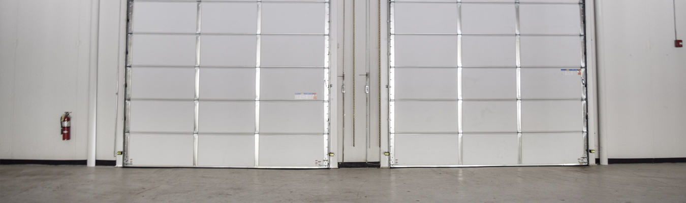 Slide MidTN Expo Dock Doors