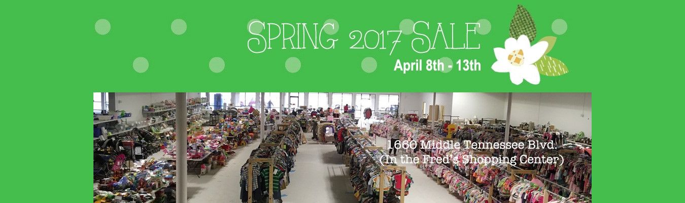 Spring2017 Sale Mid Tn Expo Center